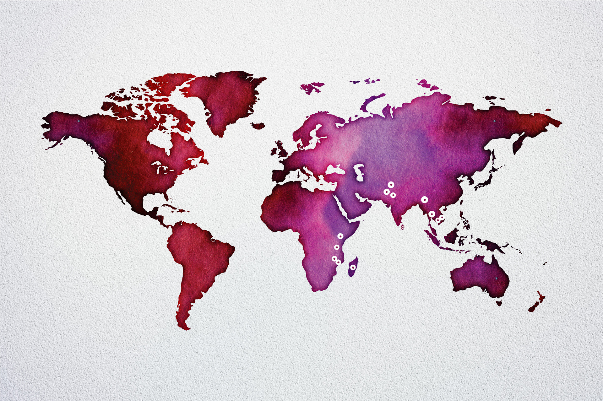 production monde rubis