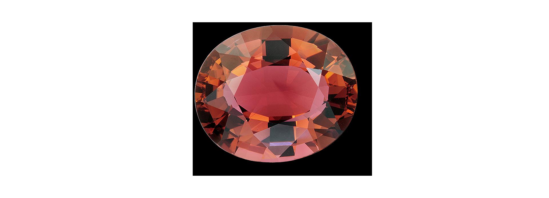 pierre Tourmaline Peach