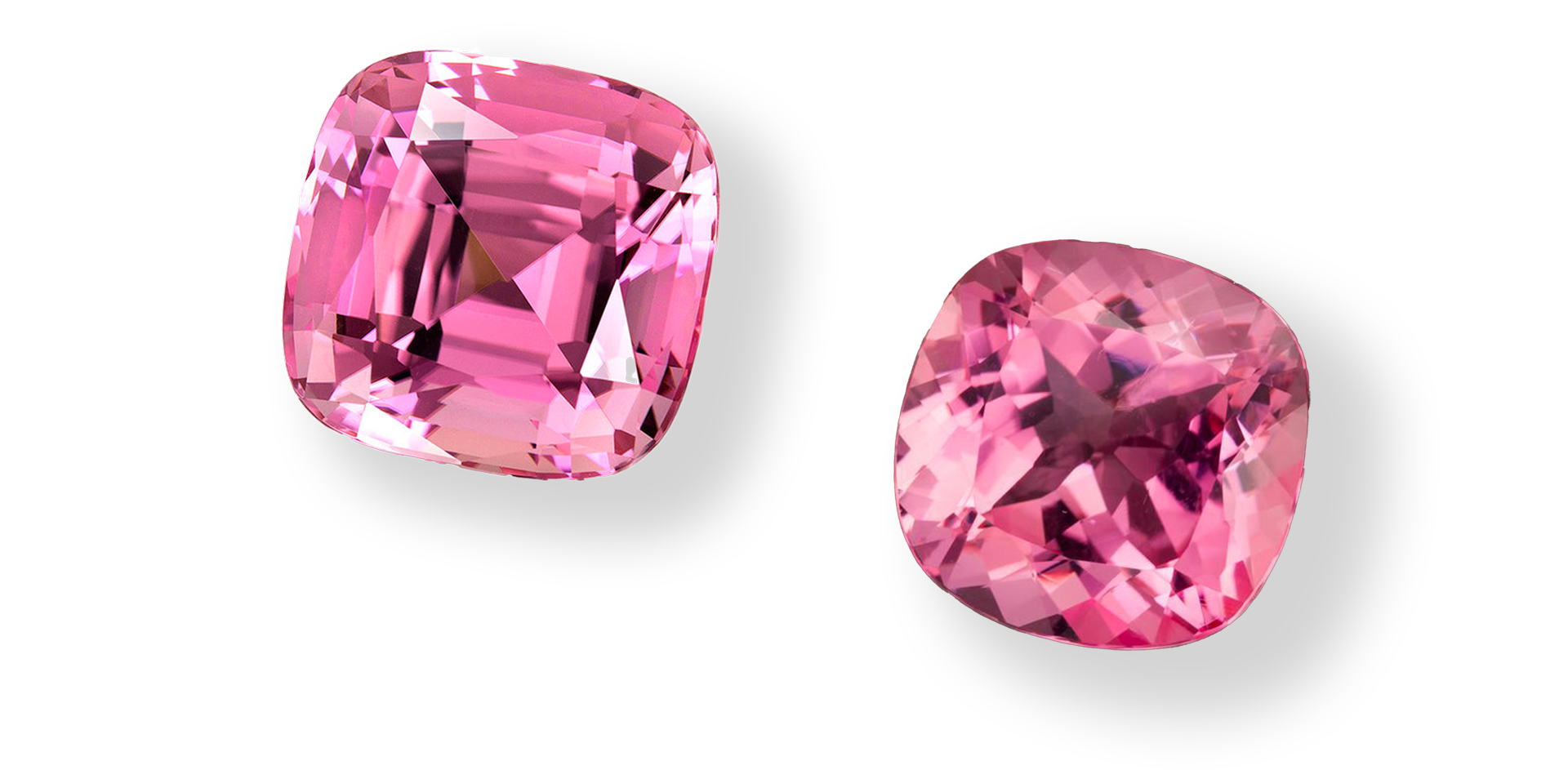pierre tourmaline rose joaillerie