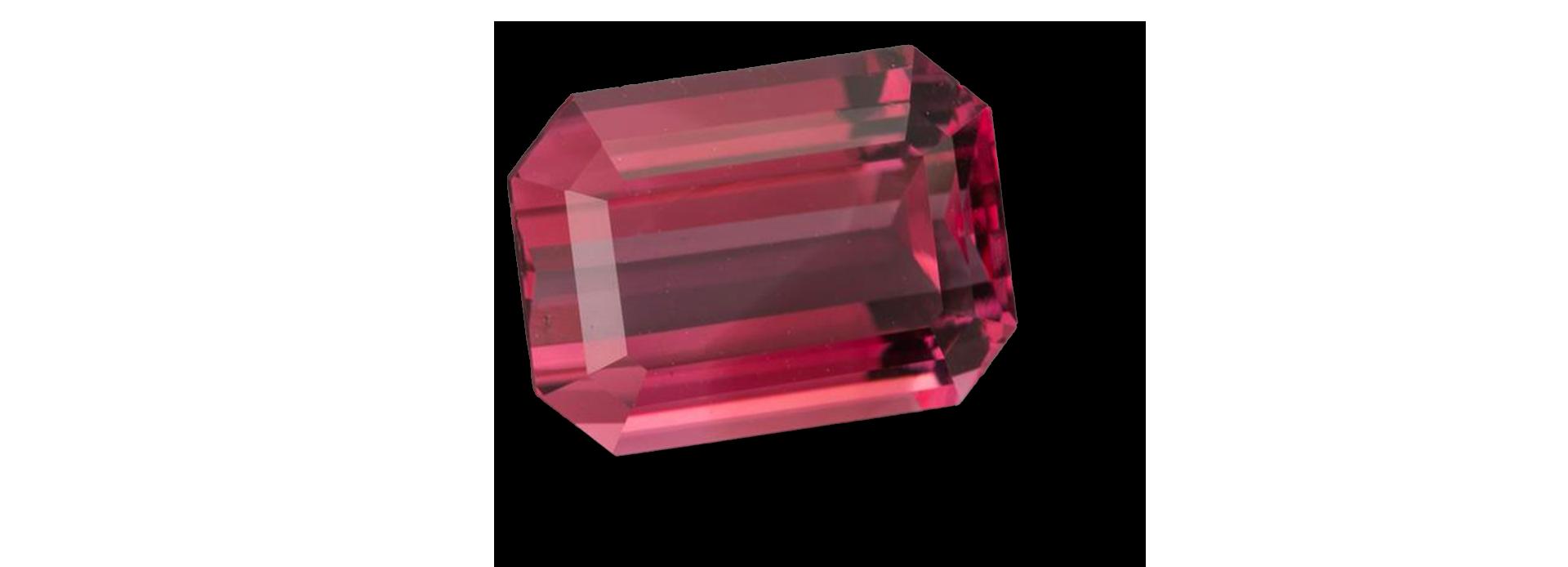 pierre tourmaline rubilette